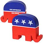 Republican Elephant Stress Balls